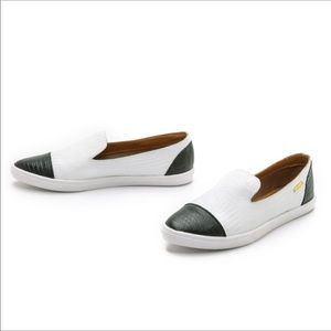 Kaanas Anthropologie Cap Toe Loafers Flats Size 7